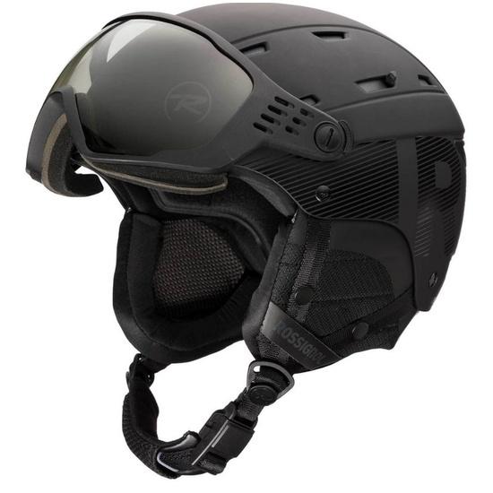 Lyžiarska helma Rossignol Allspeed Visor Impacts Photochromic RKIH202