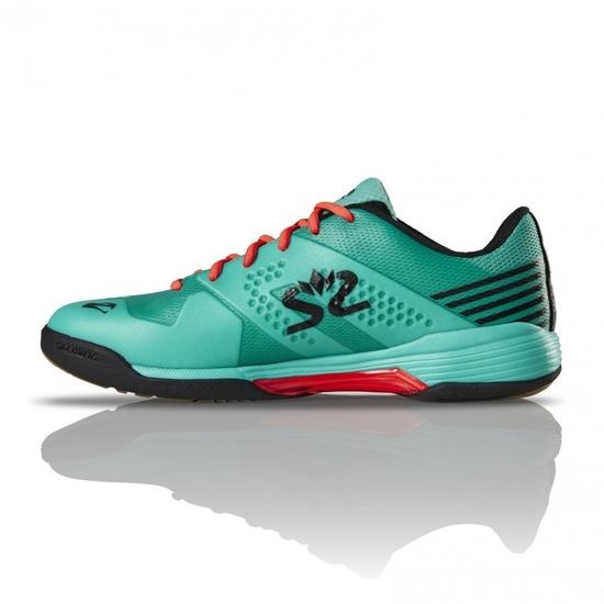 Topánky Salming Viper 5 Shoe Men Turquoise / Black