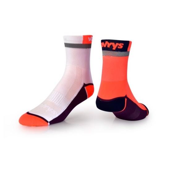 Ponožky VAVRYS CYKLO 2020 2-pa 46220-210 oranžová