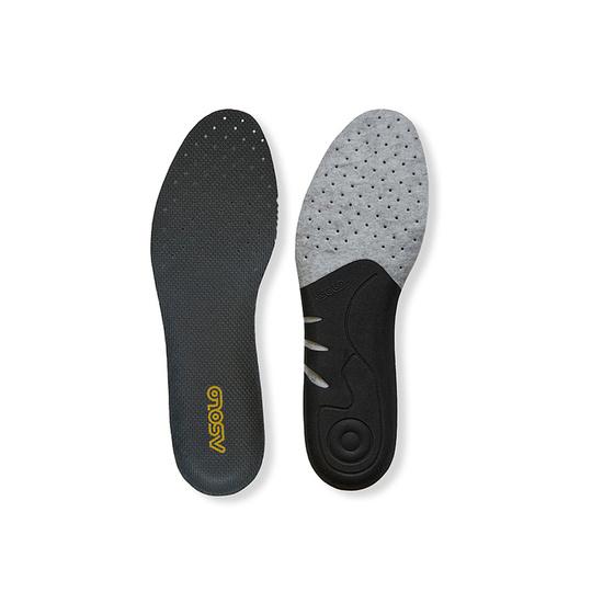 Vložky do obuvi Asolo Standard Unisex sivá