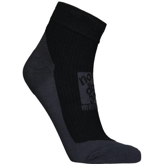 Kompresný merino ponožky NORDBLANC Refuge NBSX16370_CRN