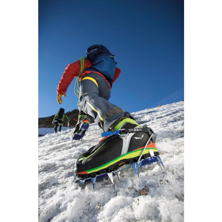 Mačky Salewa Alpinist Alu Combi steel blue 812-0999