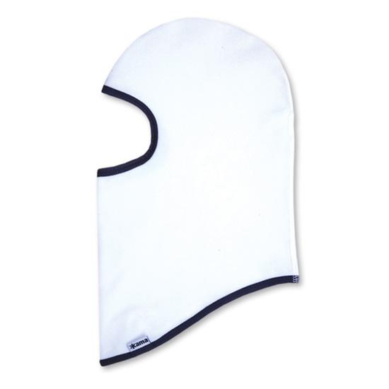 Fleecová kukla pod prilbu Kama D17 farby Kama: 101-biela