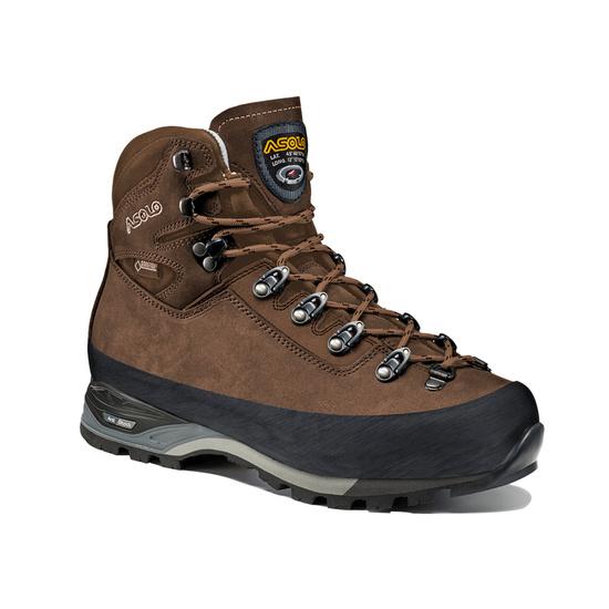 Topánky Asolo Kongur EVO GV MW brown/A519