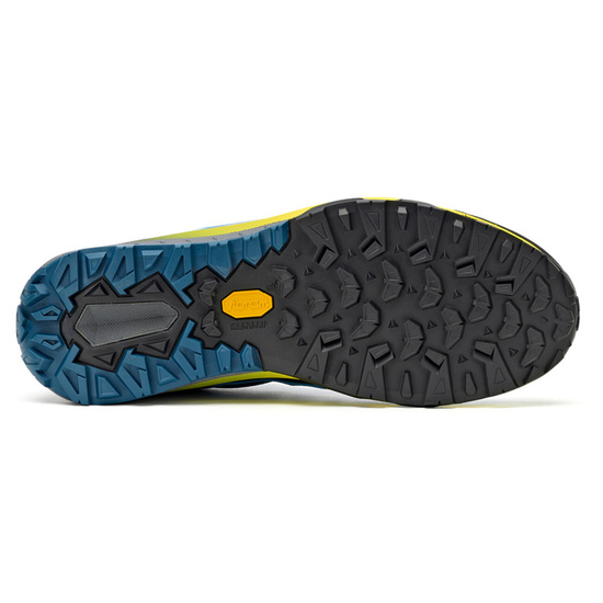 Topánky Asolo Grid GV MM indian teal/yellow/A898