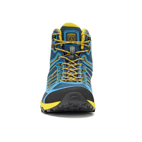 Topánky Asolo Grid Mid GV MM indian teal/yellow/A898