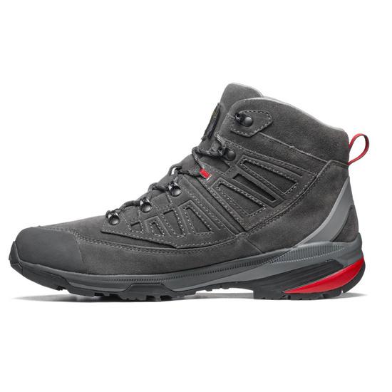 Pánske zimný topánky Asolo Oulu GV MM graphite/red/A619