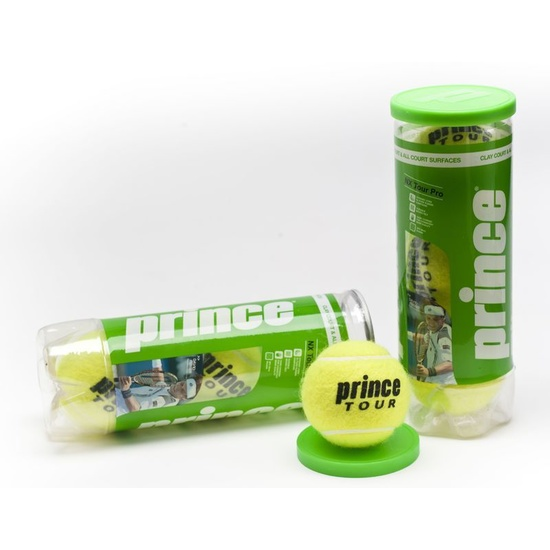 Tenisové Lopty Prince NX Tour 3 ks 7G339000