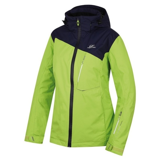 Bunda HANNAH Wayne lime green / peacoat