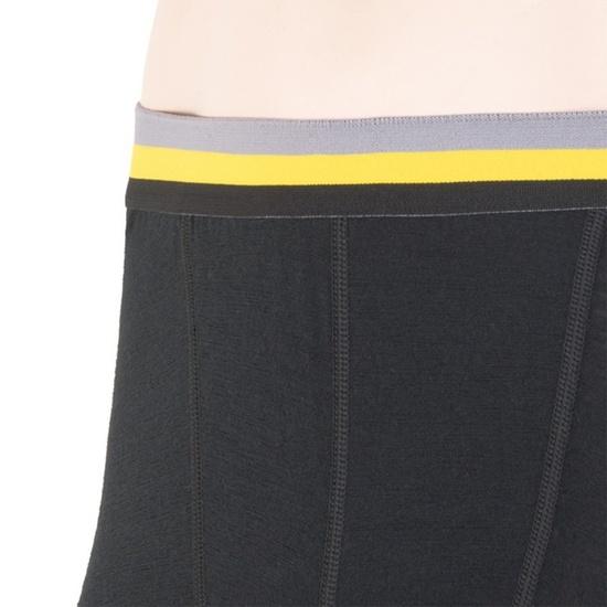 Pánske spodky Sensor Merino Wool Active čierne 11109028