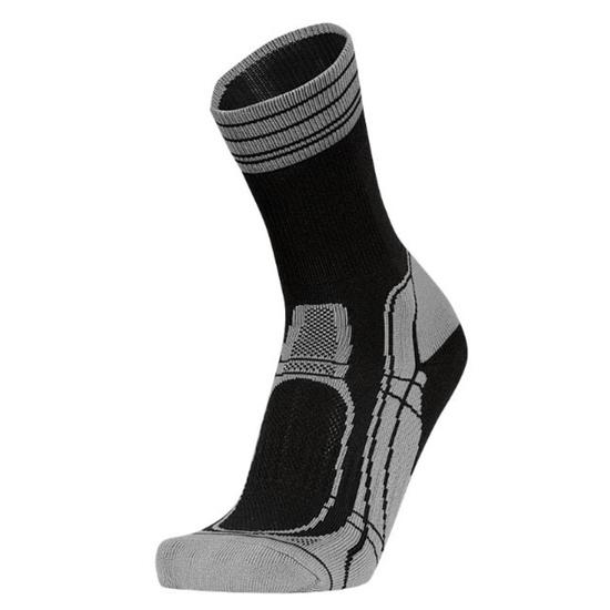 Ponožky Klimatex LIVE IN-LINE ALI čierne