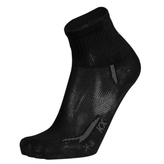 Ponožky Klimatex LITE čierna