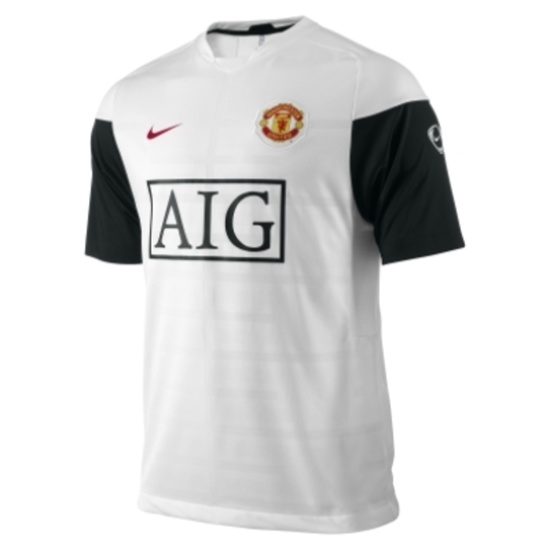 Tričko Nike FC Manchester United SS Training Top 355099-100