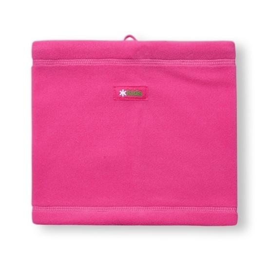 Detská fleecová čiapka / nákrčník Kama B14 farby Kama: 114-ružová
