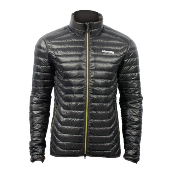 Bunda Pinguin Hill jacket Black