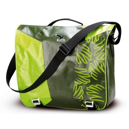 Taška Salewa Stanley Messenger 4707-5850 farby Salewa: tmavo zelená/zelená(5850)