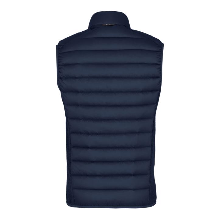 Pánska vesta Salewa Sarner / RDS Down M Hybrid Vest navy / blazer 28017-3961