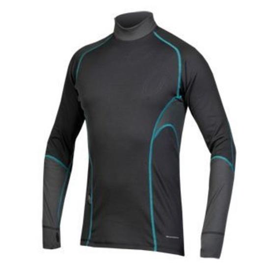 Tričko Direct Alpine TC Shirt Long Man Black