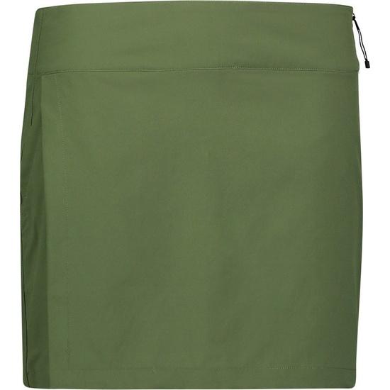 Dámska outdoorová šortky-sukne NORDBLANC Tempt NBSSL6647_ZSA