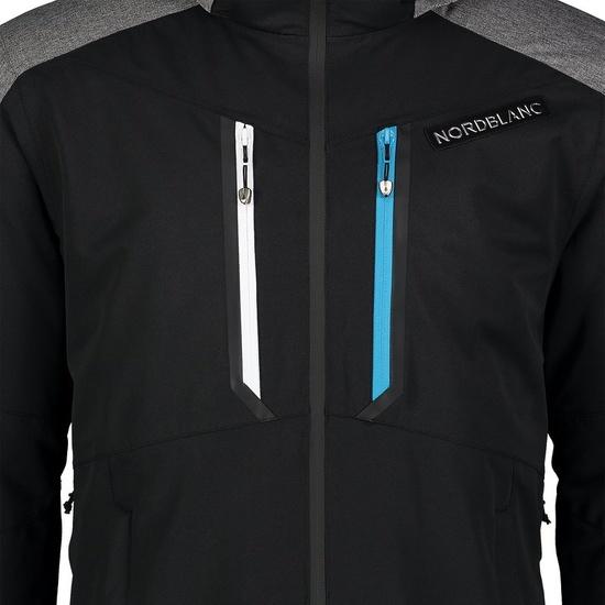 Pánska lyžiarska bunda Nordblanc TidAlloy NBWJM6901_CRN