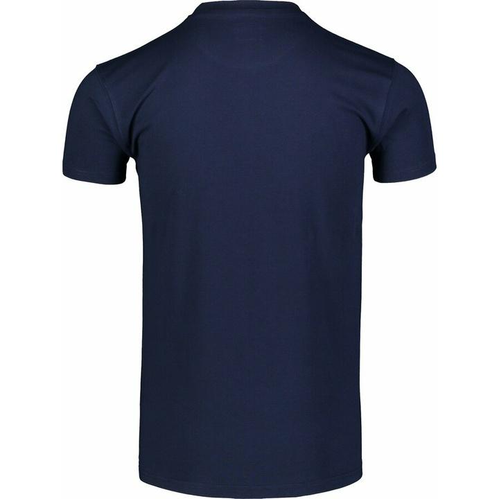 Pánske bavlnené tričko Nordblanc OBEDIENT modré NBSMT7258_TEM
