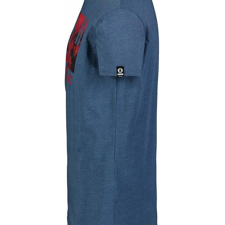 Pánske bavlnené tričko Nordblanc TREETOP modré NBSMT7399_SRM