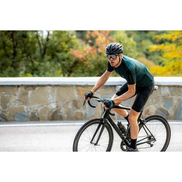 Cyklistické kraťasy Rogelli Basic de Luxe 002.610