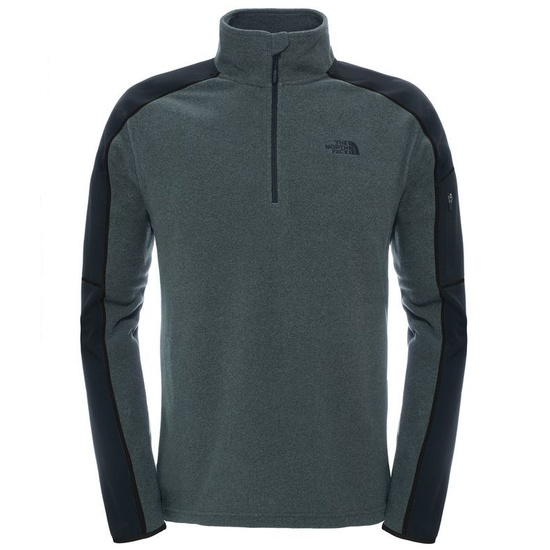 Mikina The North Face M 100 GLACIER 1/4 ZIP 2UAPJJL