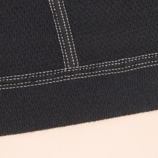 Pánske boxerky Sensor Double Face čierne 1003027-02
