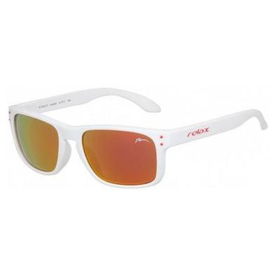 Detské slnečné okuliare RELAX mali biele R3067C - gamisport.sk 4b2febf2d62