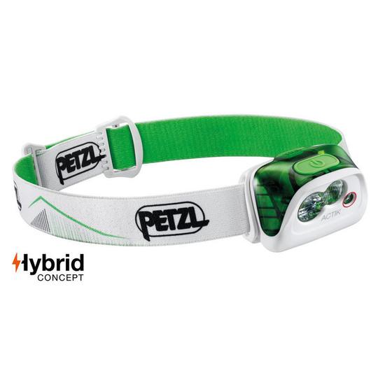 čelovka Petzl ACTIK zelená E099FA02