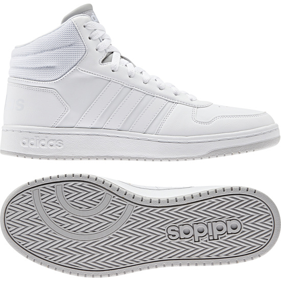 Topánky adidas Hoops 2.0 MID F34813