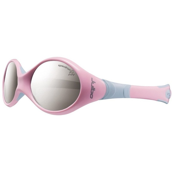 Slnečný okuliare Julbo Looping II SP4 Baby pink / yellow