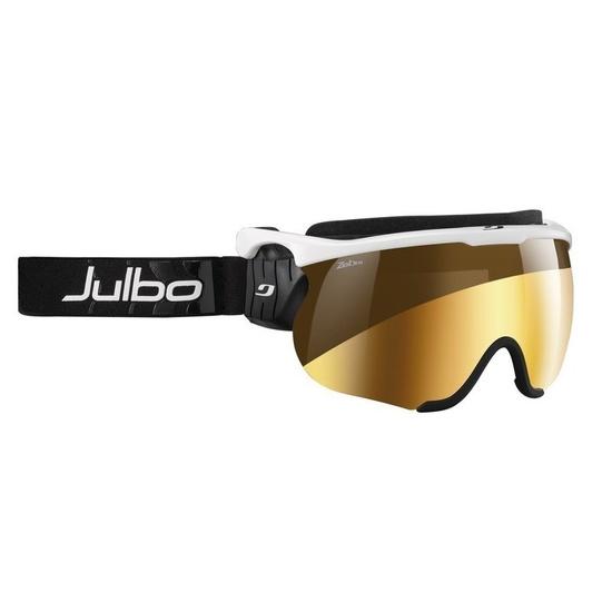 31f105054 Lyžiarske okuliare Julbo Sniper L Zebra white - gamisport.sk