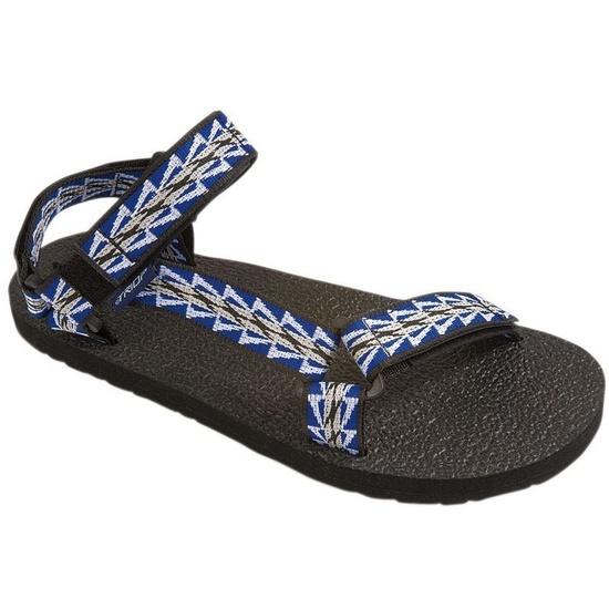 Sandále Triop Light 01 farba : modrá / biela / čierna