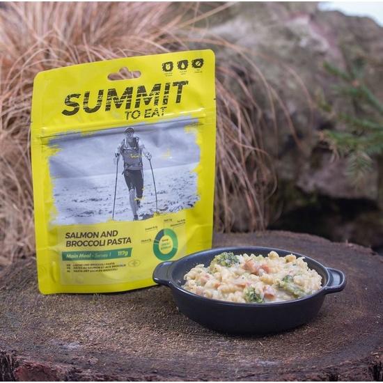 Summit To Eat losos s cestovinami a brokolicou veľké balenie 806200