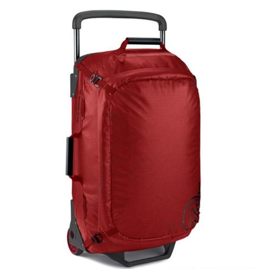 Cestovný taška LOWE ALPINE AT Wheelie 90 Pepper red / black