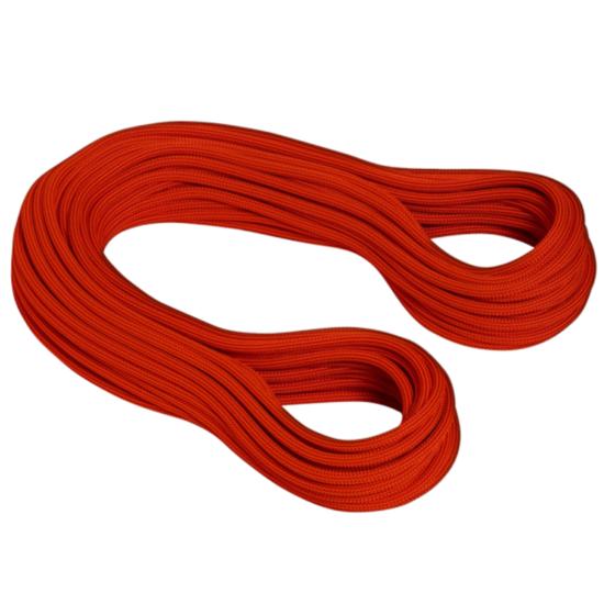 Lano MAMMUT 9.2 Revelation Dry Neon Orange / Fire