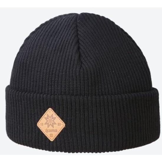 Pletená Merino čiapka Kama A136 110