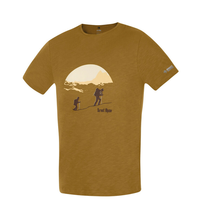 Tričko Direct Alpine Bosco caramel (výstup)