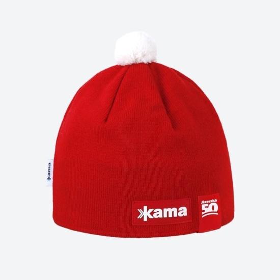 Čiapka Kama J50 100 biela 2020