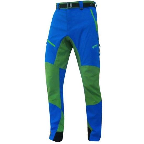 Nohavice Direct Alpine Patrol Tech blue / green