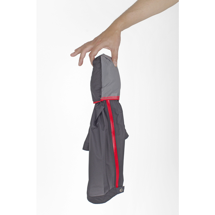 Nepremokavé nohavice Direct Alpine Cyclone black/brick