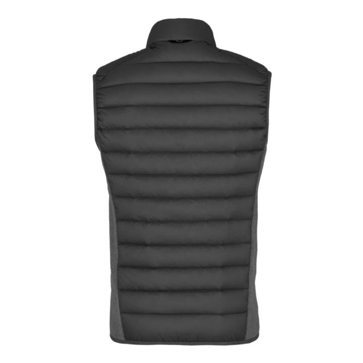 Pánska vesta Salewa Sarner / RDS Down M Hybrid Vest black out 28017-0910