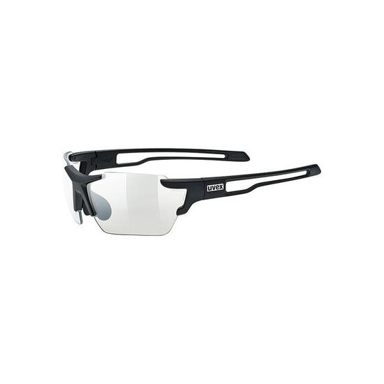 f05c32f15 Športové okuliare Uvex SPORTSTYLE 803 SMALL VARIO, Black Mat (2201) -  gamisport.sk