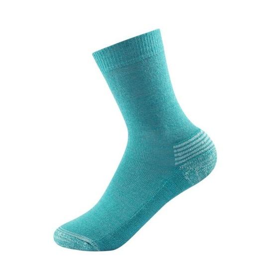 Detské ponožky Devold Daily Medium Kid Sock 3Pk Girl Mix SC 593 023 A 370A