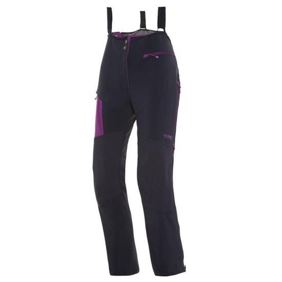 Nohavice Direct Alpine COULOIR PLUS Lady black / violet