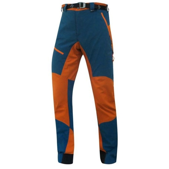 Nohavice Direct Alpine Patrol Tech petrol / orange