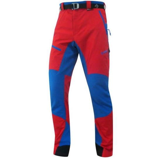 Nohavice Direct Alpine Patrol Tech red/blue