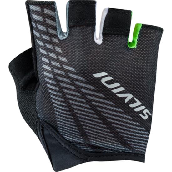 Pánske rukavice Silvini TEAM MA1412 black-green